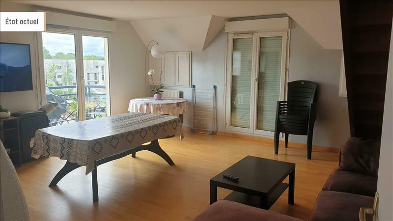 Vente Appartement BESSANCOURT (95550) - 4 pièces - 97 m² -