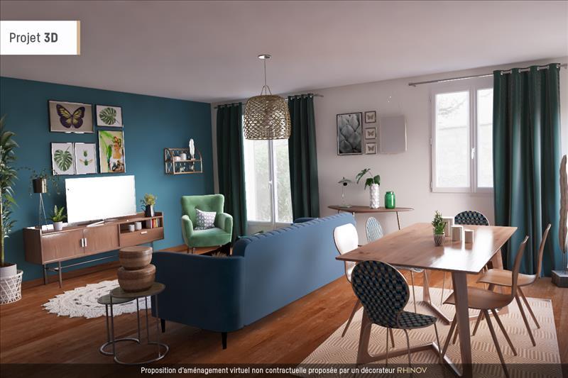 Vente Maison BESSANCOURT (95550) - 5 pièces - 110 m² -