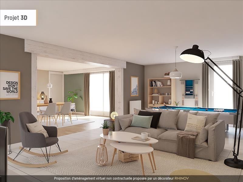 Vente Maison LIBOURNE (33500) - 7 pièces - 195 m² - Quartier Lamberte Hôpital