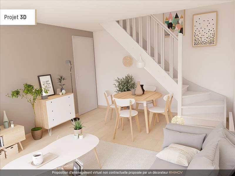 Vente Maison LES BILLAUX (33500) - 3 pièces - 65 m² -