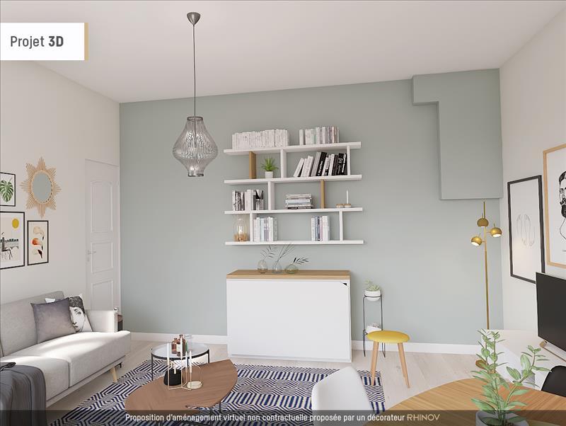 Vente Immeuble LIBOURNE (33500) - 166 m² - Quartier Carré - Le Verdet - Epinette