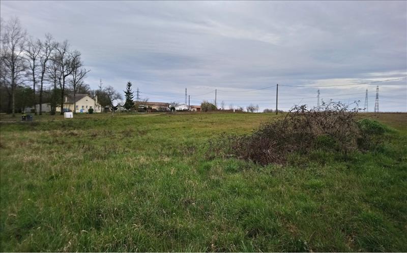 Vente Terrain ABZAC (33230) - 1001 m² -