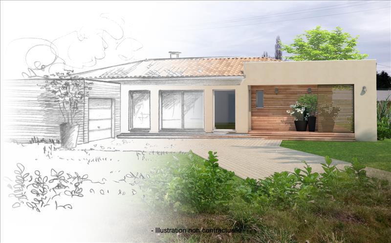 Vente Terrain ABZAC (33230) - 1372 m² -