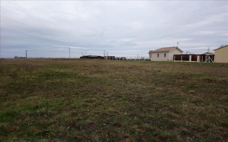 Vente Terrain ABZAC (33230) - 2248 m² -