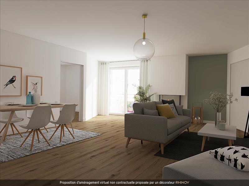 Vente Appartement BALMA (31130) - 2 pièces - 44 m² -