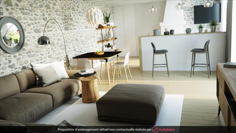 Vente Maison PLESTIN LES GREVES (22310) - 5 pièces - 98 m² -