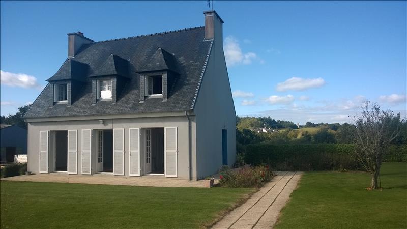 Maison GUERLESQUIN - 6 pièces  -   110 m²