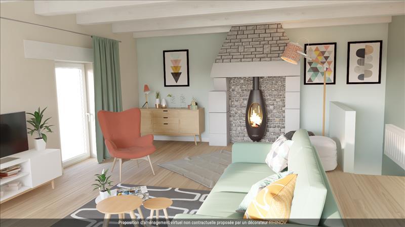 Vente Maison PLOUNERIN (22780) - 5 pièces - 120 m² -