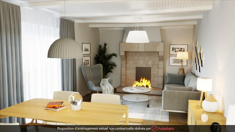 Vente Maison ST MICHEL EN GREVE (22300) - 8 pièces - 153 m² -