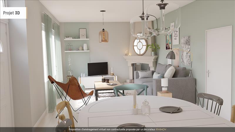 Vente Maison PLESTIN LES GREVES (22310) - 8 pièces - 170 m² -