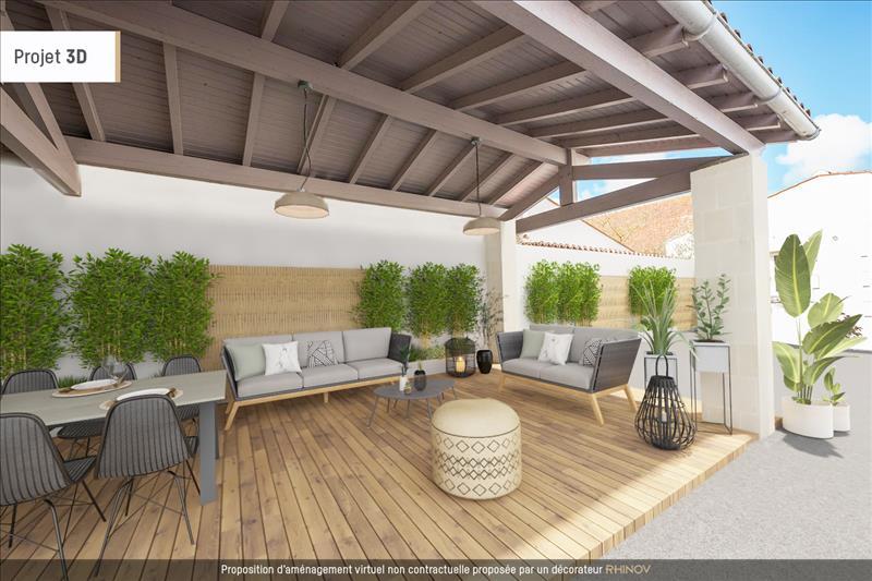Vente Maison BOURCEFRANC LE CHAPUS (17560) - 8 pièces - 160 m² -