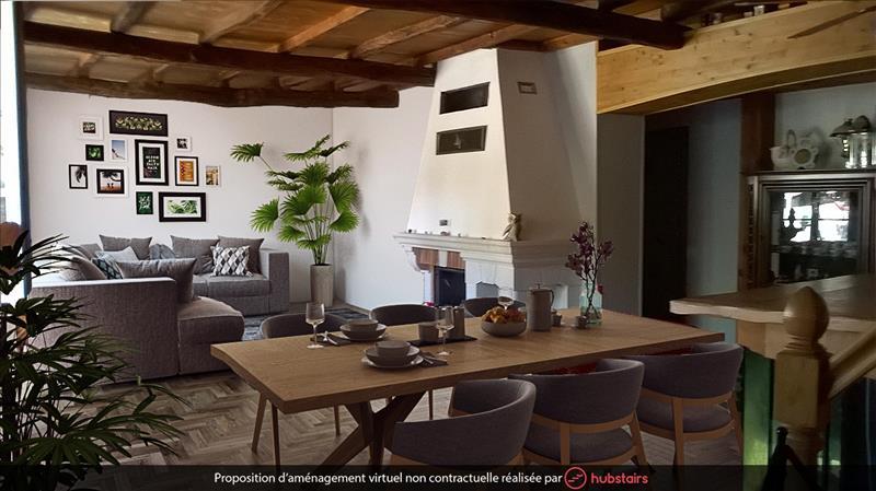Vente Maison ST JUST LUZAC (17320) - 5 pièces - 169 m² -