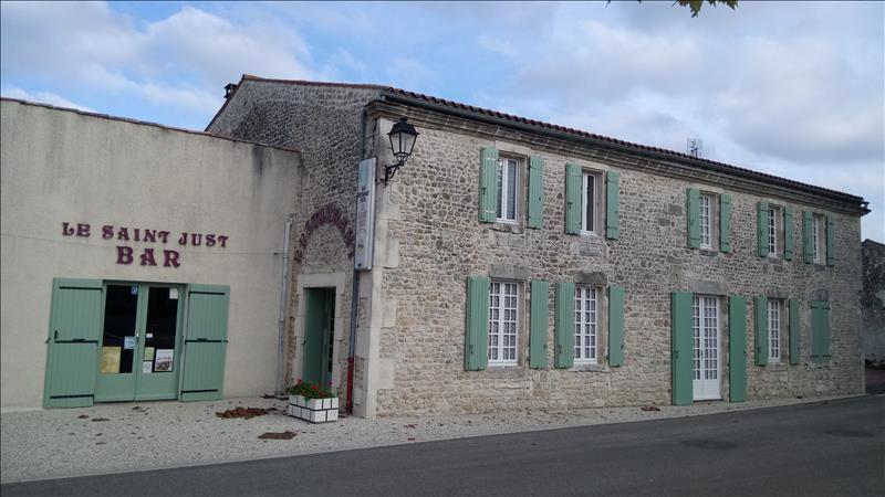 Vente Maison ST JUST LUZAC  (17320)