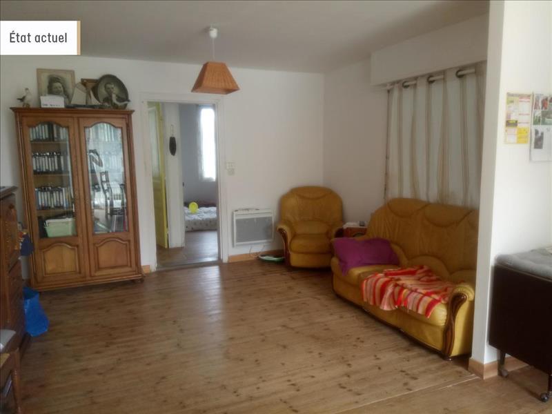 Vente Maison BOURCEFRANC LE CHAPUS (17560) - 4 pièces - 122 m² -