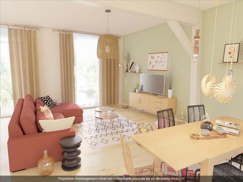 Vente Maison BOURCEFRANC LE CHAPUS (17560) - 7 pièces - 225 m² -