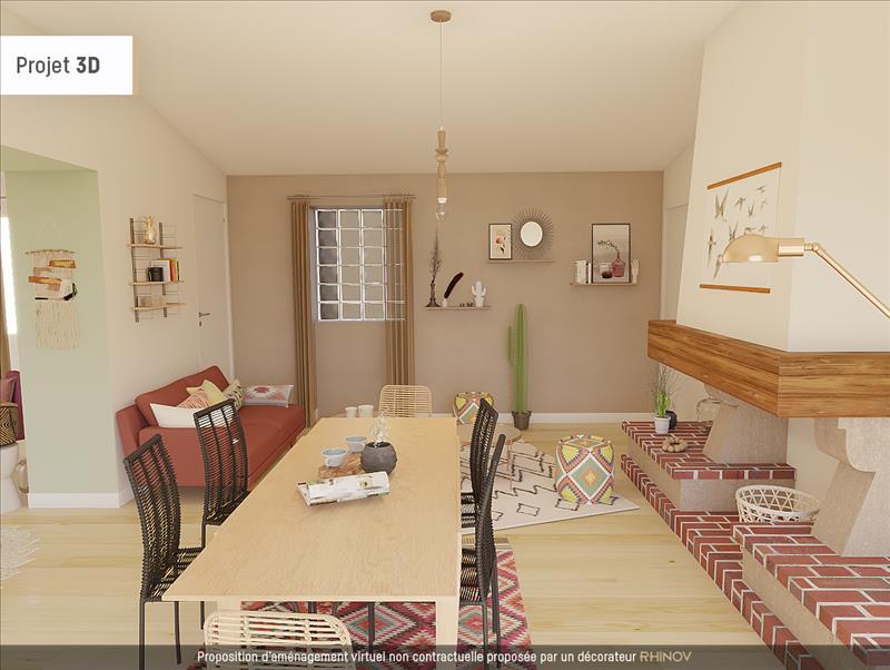 Vente Maison BOURCEFRANC LE CHAPUS (17560) - 2 pièces - 90 m² -