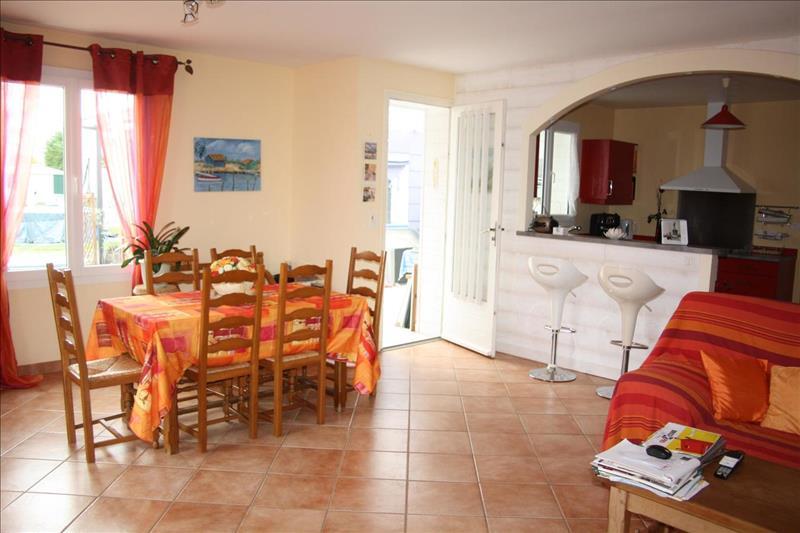 Vente Maison BOURCEFRANC LE CHAPUS (17560) - 5 pièces - 109 m² -