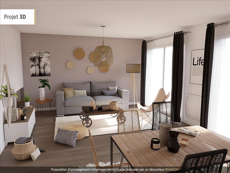 Vente Maison MARENNES (17320) - 4 pièces - 88 m² -
