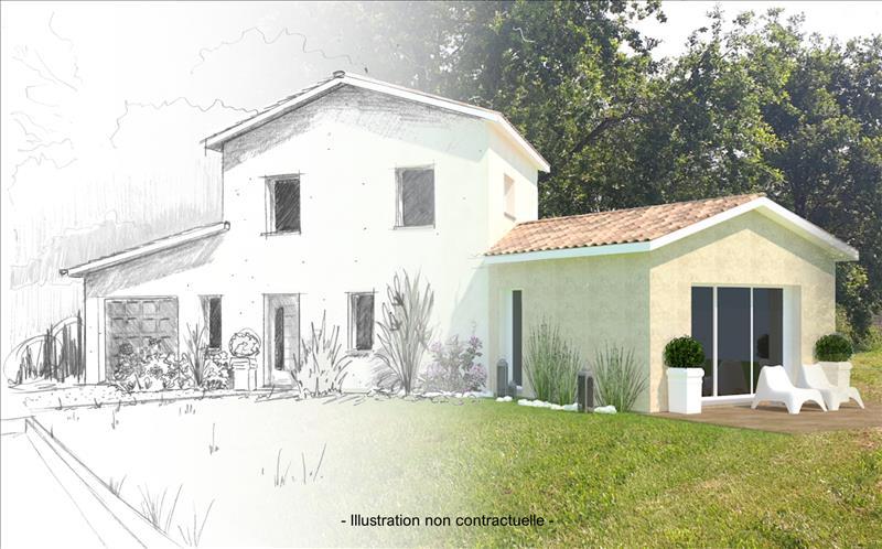 Vente Terrain STE EULALIE (33560) - 1900 m² -