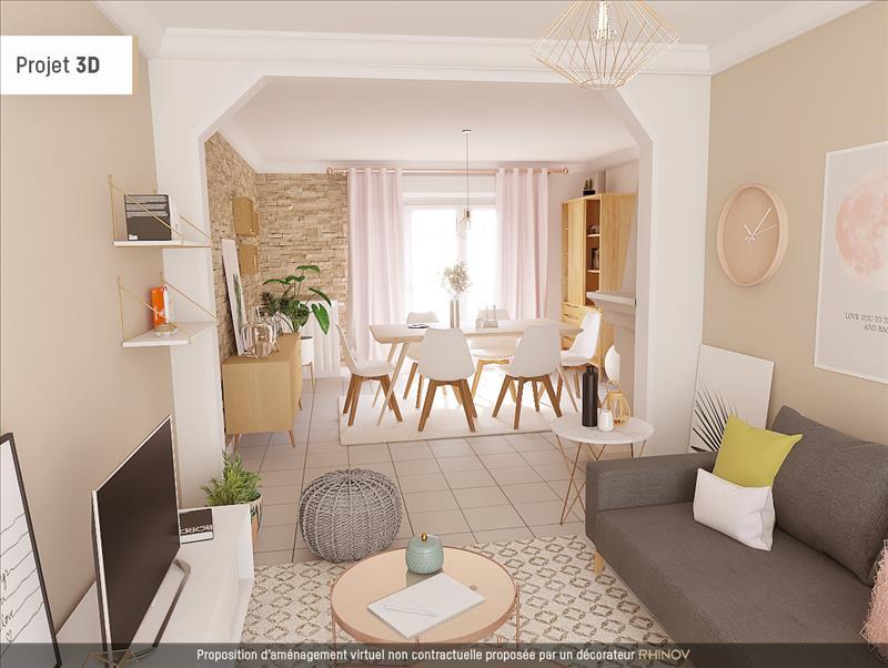 Vente Maison ST JUNIEN (87200) - 5 pièces - 111 m² -