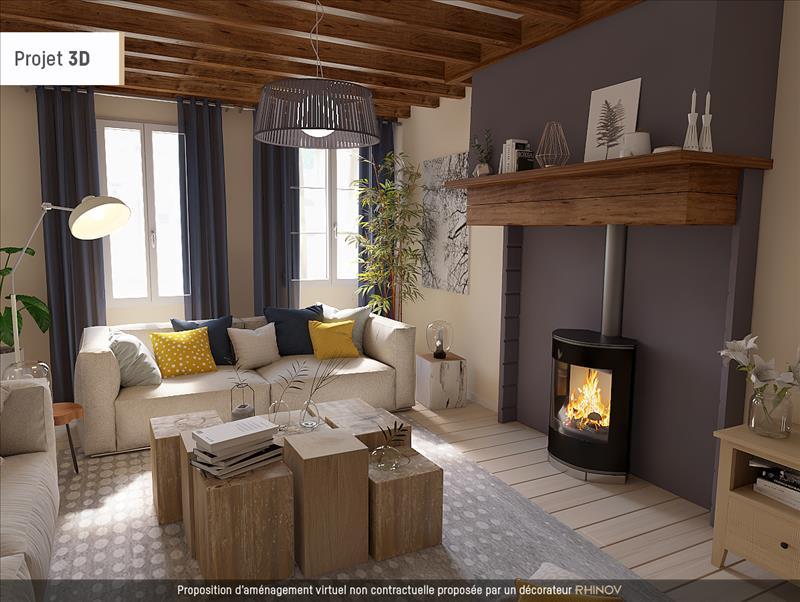 Vente Maison ST JUNIEN (87200) - 8 pièces - 290 m² -