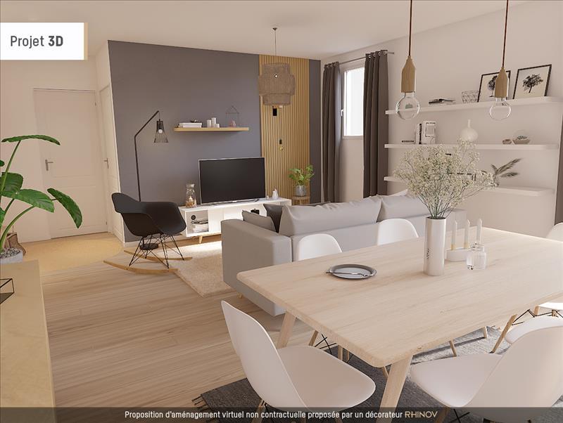 Vente Maison SAILLAT SUR VIENNE (87720) - 6 pièces - 145 m² -