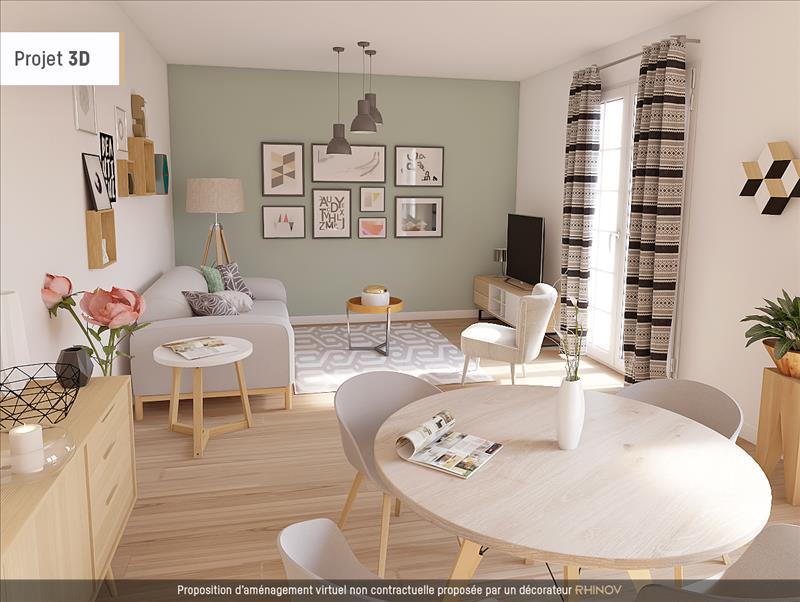 Vente Maison ROCHECHOUART (87600) - 4 pièces - 80 m² -