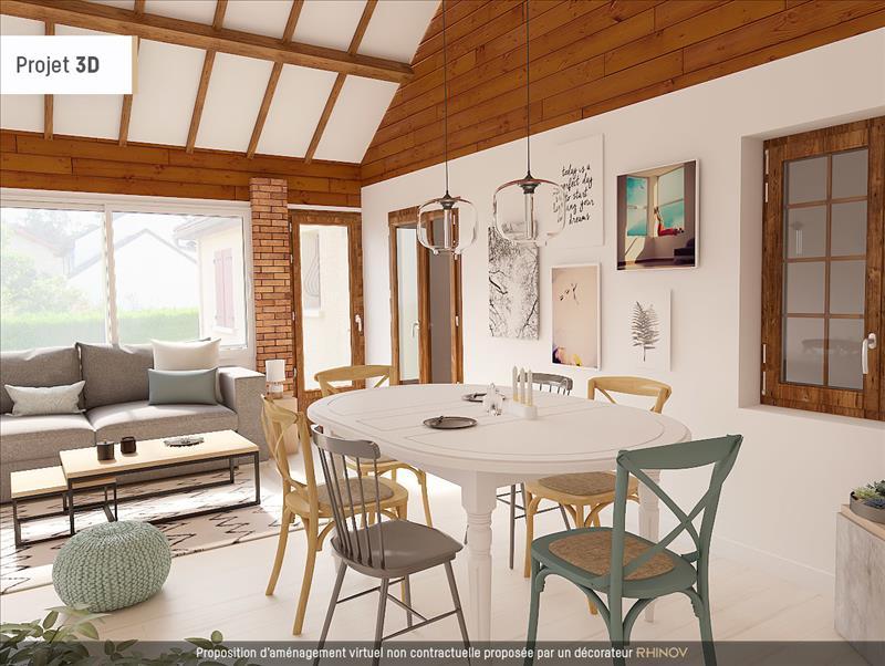 Vente Maison CHAILLAC SUR VIENNE (87200) - 6 pièces - 150 m² -