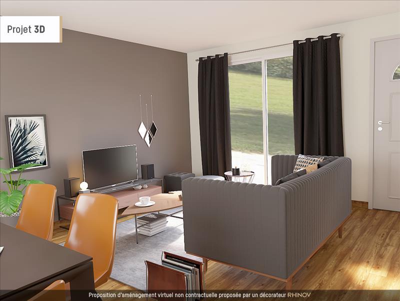 Vente Maison CHAILLAC SUR VIENNE (87200) - 5 pièces - 95 m² -