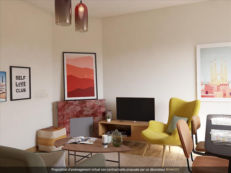Vente Maison SAILLAT SUR VIENNE (87720) - 3 pièces - 68 m² -