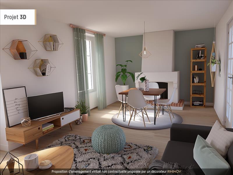 Vente Maison ROCHECHOUART (87600) - 5 pièces - 100 m² -