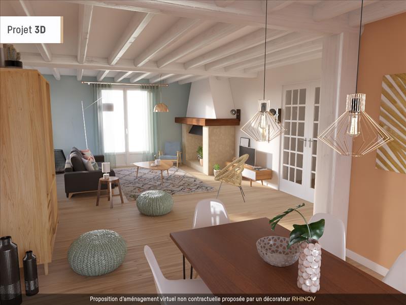 Vente Maison CHABRAC (16150) - 4 pièces - 120 m² -