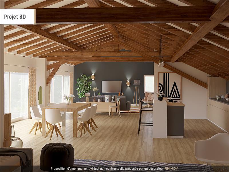 Vente Maison JACQUE (65350) - 3 pièces - 140 m² -