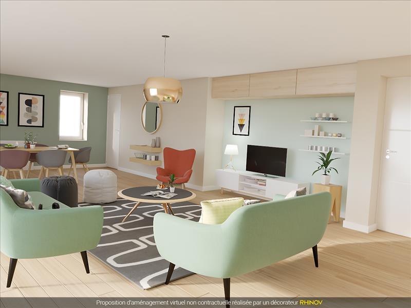 Vente Maison LE DRENNEC (29860) - 8 pièces - 81 m² -