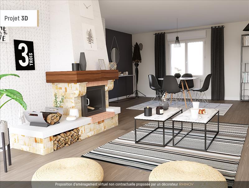Vente Maison CHATEAUROUX (36000) - 6 pièces - 162 m² - Quartier St Christophe
