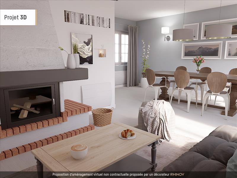 Vente Maison DEOLS (36130) - 6 pièces - 114 m² -