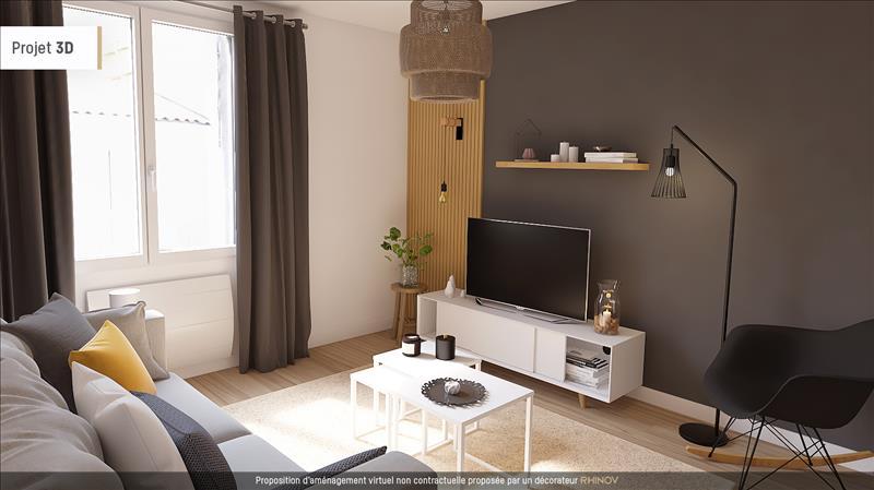 Vente Maison MERVILLE (31330) - 3 pièces - 78 m² -