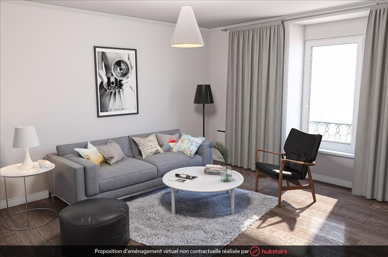 Vente Appartement DOUARNENEZ (29100) - 2 pièces - 44,65 m² -