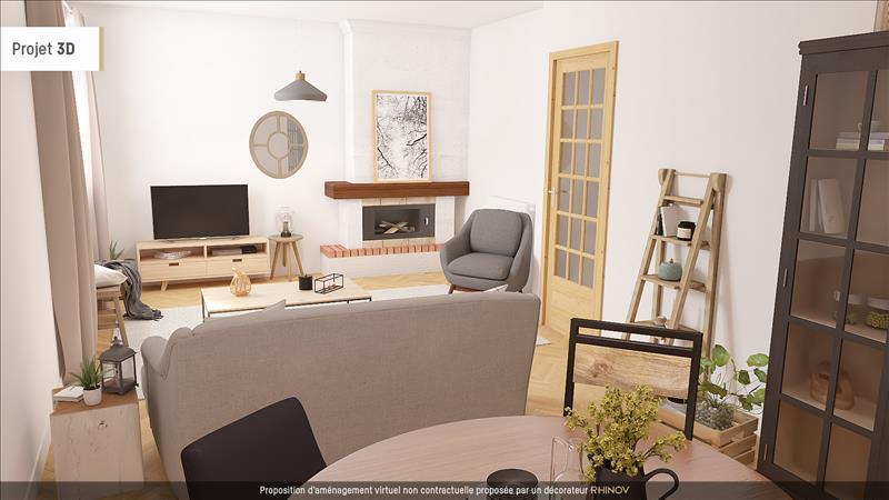 Vente Maison POULDERGAT (29100) - 5 pièces - 87,7 m² -
