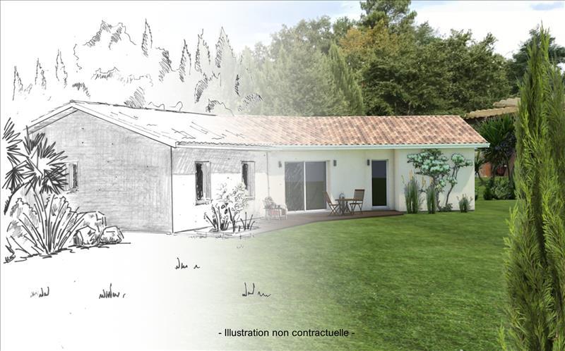 Vente Terrain BELIN BELIET (33830) - 2100 m² -