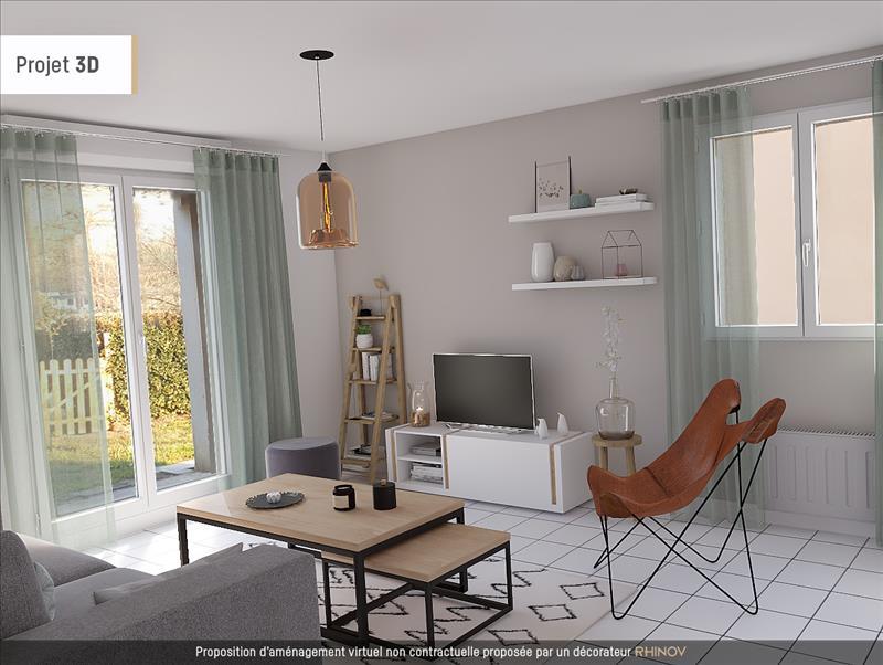 Vente Appartement SALLES (33770) - 3 pièces - 60 m² -