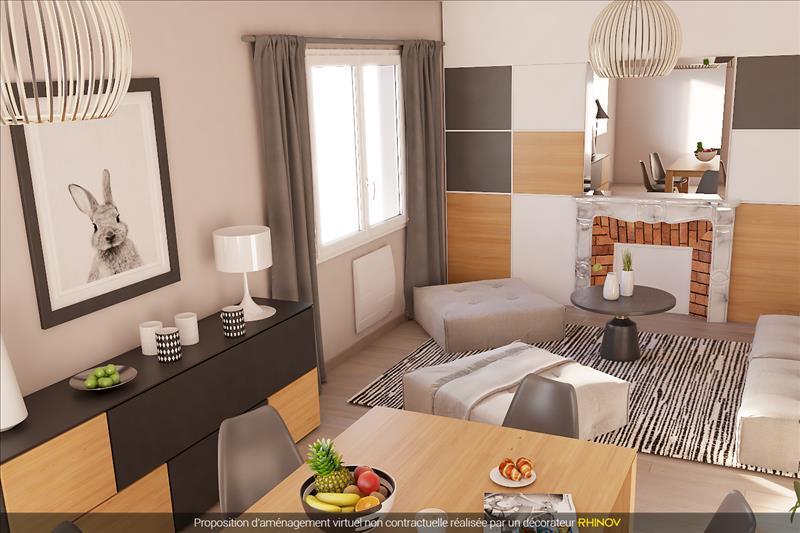 Vente maison veigne 37250 8 pi ces 173 m 329 155 for Simulation maison 3d