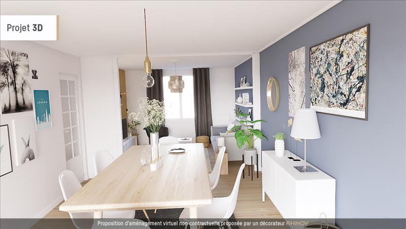 Vente Maison MONTBAZON (37250) - 6 pièces - 120 m² -