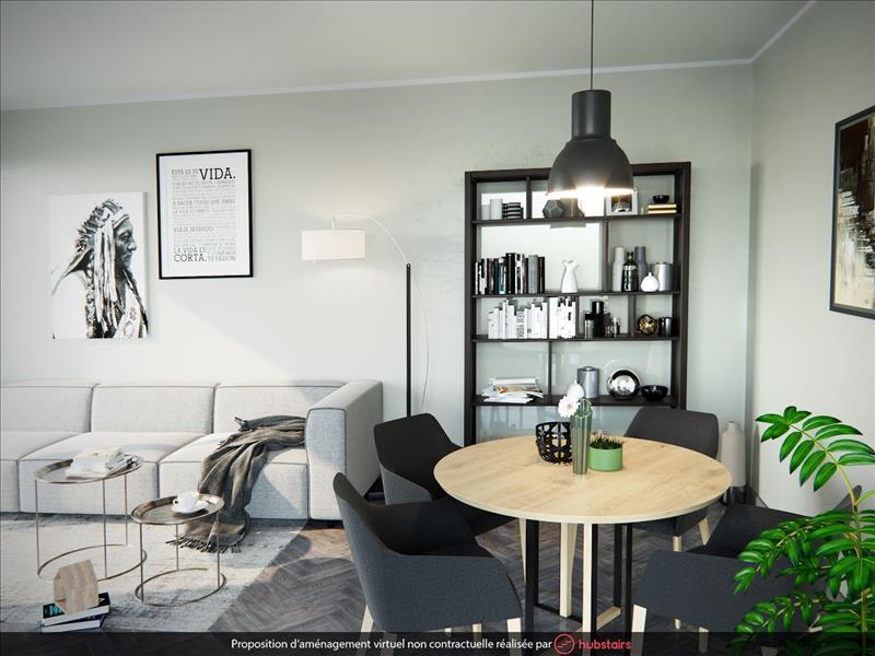 Vente Appartement STE FOY LA GRANDE (33220) - 3 pièces - 70 m² -