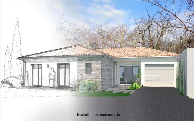 Vente Terrain PINEUILH (33220) - 1004 m² -