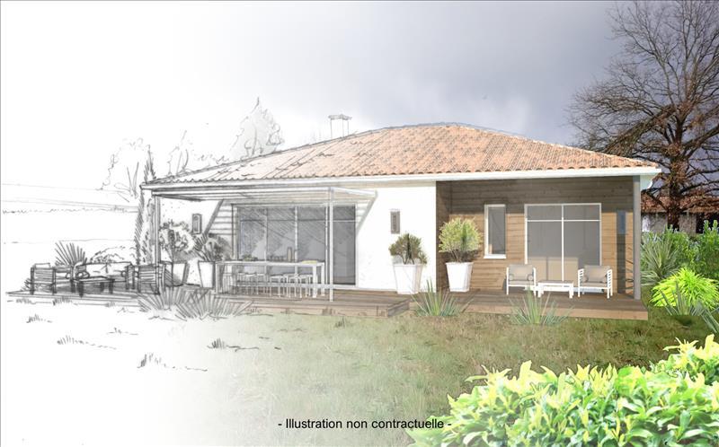 Vente Terrain GARDONNE (24680) - 1800 m² -