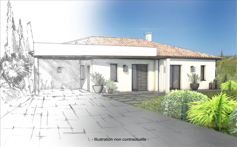 Vente Terrain SAUSSIGNAC (24240) - 1380 m² -