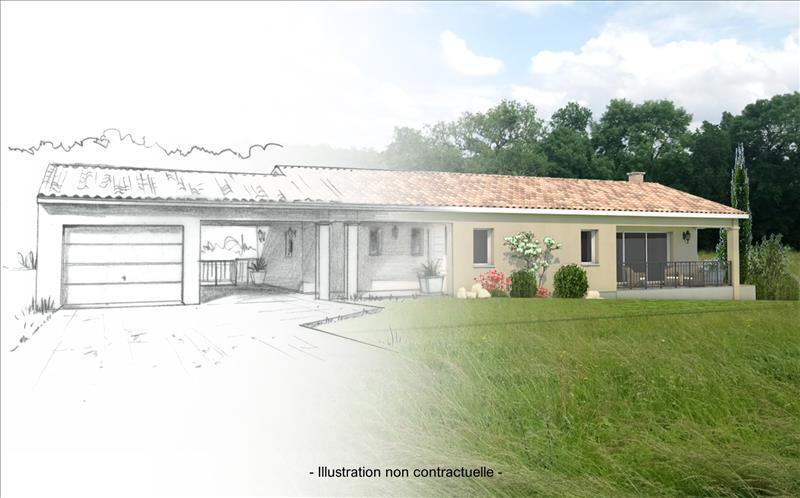 Vente Terrain LIGUEUX (33220) - 2600 m² -