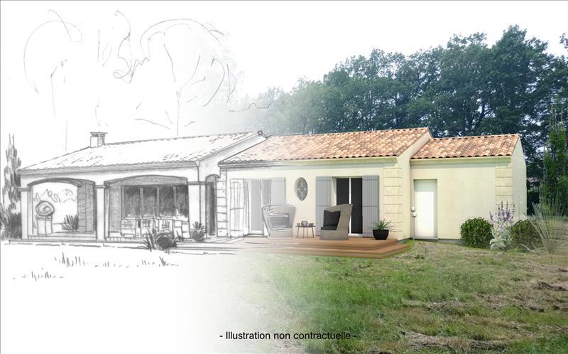 Vente Terrain MARGUERON (33220) - 3017 m² -
