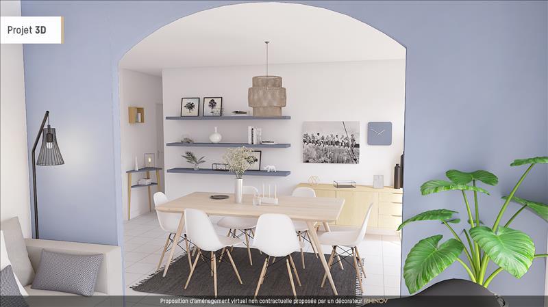 Vente Maison ST PHILIPPE DU SEIGNAL (33220) - 4 pièces - 78 m² -